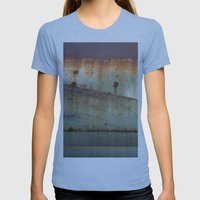 The Airstream Womens Fitted Tee Athletic Blue SMALL