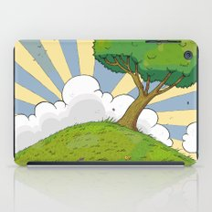 I want to be there iPad Case