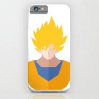 Goku SSJ iPhone 6 Slim Case