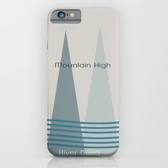 River Deep iPhone & iPod Case