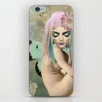 Sweet Whispers iPhone & iPod Skin