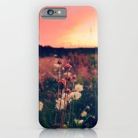 iPhone & iPod Case featuring A Walk at Dusk by Caleb Troy
