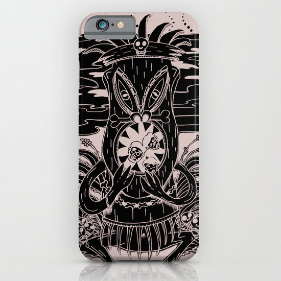 Tiki lunch iPhone & iPod Case