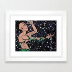 youniverse Framed Art Print