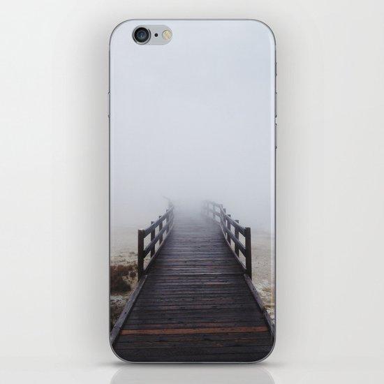 Geyser Steamway iPhone & iPod Skin