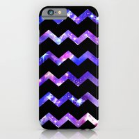 iPhone & iPod Case featuring Chevron Galaxy by Matt Borchert
