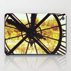 Clock in Musee D'Orsay, Paris iPad Case