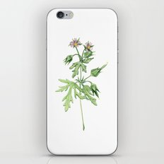 Flowers For Dad iPhone & iPod Skin