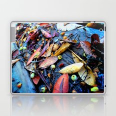 Leaves of a Strawberry Tree Laptop & iPad Skin