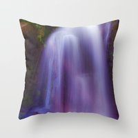 Glimpse of Magic Throw Pillow