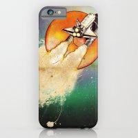 iPhone & iPod Case featuring Blast Off by Michael Scott Murphy
