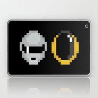 Daft Pixels Laptop & iPad Skin