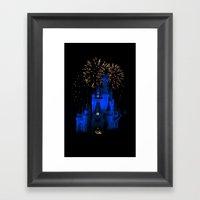 Wishes Framed Art Print