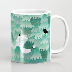 Tree Hugger (Spring & Summer version) Mug