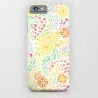 iPhone & iPod Case featuring It's Floral by Krissy Diggs