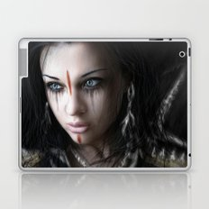 Edge of Her World Laptop & iPad Skin