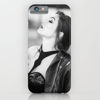 iPhone & iPod Case featuring Waiting by Bruce Stanfield