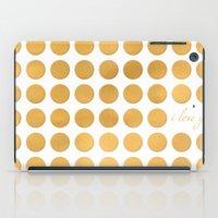 The Circle of Love iPad Case