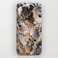 puzzle bark iPhone & iPod Skin