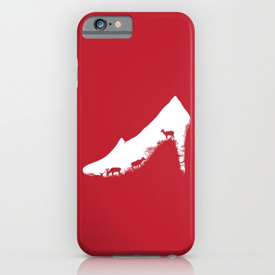 High Hill iPhone & iPod Case