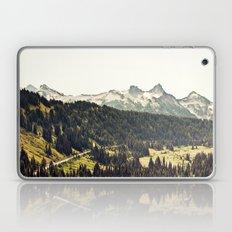 Epic Drive through the Mountains Laptop & iPad Skin