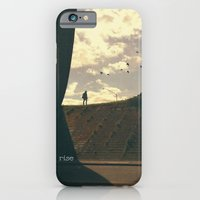 iPhone & iPod Case featuring Rise by Nicholas Iza