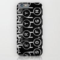 Rows of Keys iPhone 6 Slim Case