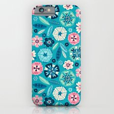 Flower Pop iPhone 6s Slim Case