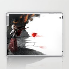 Burning Love Laptop & iPad Skin