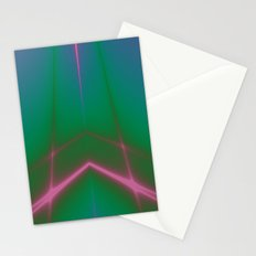 Line Meeting Stationery Cards