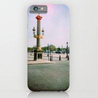 Place De La Concorde, Pa… iPhone 6 Slim Case