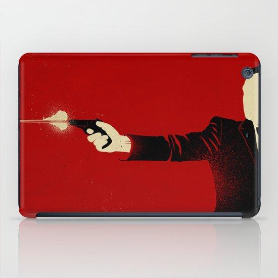 The Double Agent iPad Case