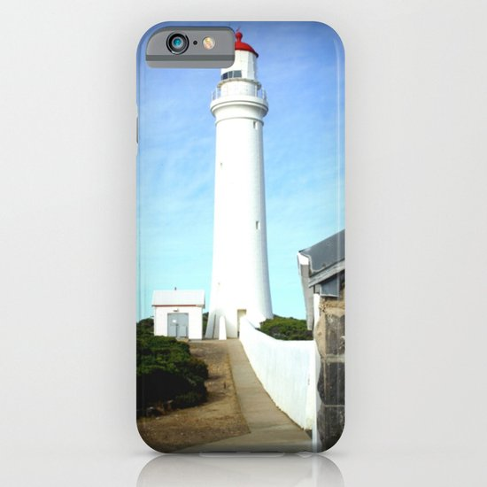 Cape Nelson Lighthouse  iPhone & iPod Case