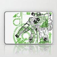 Autobot DJ Laptop & iPad Skin
