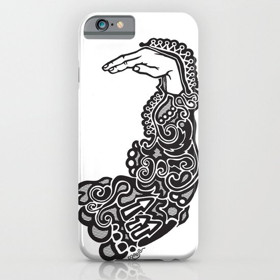 Doodle Sleeve iPhone & iPod Case