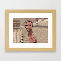 120.b Framed Art Print