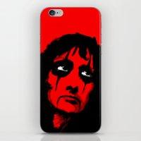 Alice Cooper iPhone & iPod Skin