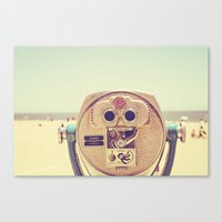 Miles And Miles Canvas Print