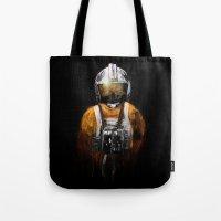 Pilot 03 Tote Bag