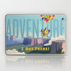 UP - Adventure Is Out There! Laptop & iPad Skin