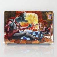 Dinner Time iPad Case