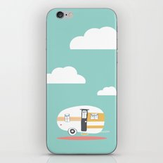 Lets See Really Cool Stuff Together Airstream Art  iPhone & iPod Skin