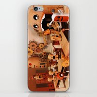 Toy Works iPhone & iPod Skin