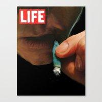 LIFE MAGAZINE: Marijuana Canvas Print