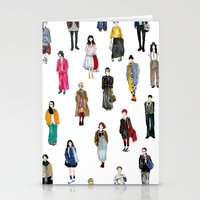 Japanese Street Snap Stationery Cards