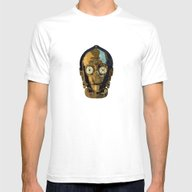 T-shirt featuring C3P0 by Some_Designs