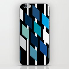 Diamond stripes iPhone & iPod Skin