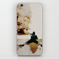 Le Chasseur iPhone & iPod Skin