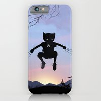 iPhone & iPod Case featuring Wolverine Kid by Andy Fairhurst Art