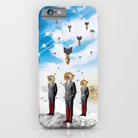 iPhone & iPod Case featuring Alert by Mo.Awwad